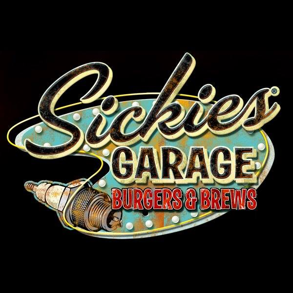Sickies Garage Kids Eat Free